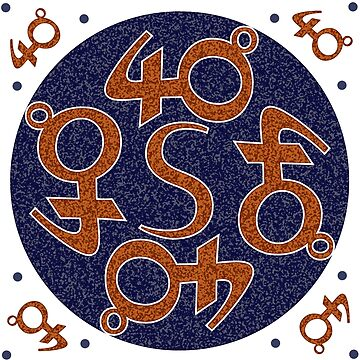 4CornersSouth variation- with 40degreesSouth logo - blue red mineral colours by 40degreesSouth