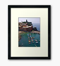 Italian Paradise  Framed Print
