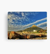 Camps Bay - South Africa Canvas Print