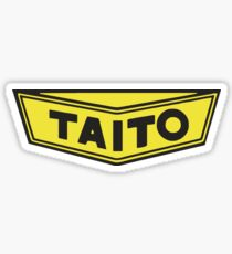 TAITO ARCADE (V1) Sticker