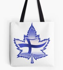 Finnish Canadian Tote Bag