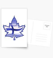Finnish Canadian Postcards