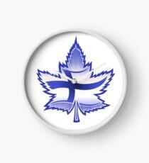 Finnish Canadian Clock