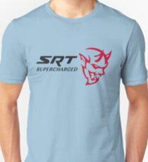 Hellcat SRT Supercharged Unisex T-Shirt