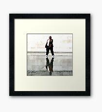 cedric Framed Print