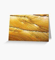 Sandstone © Greeting Card