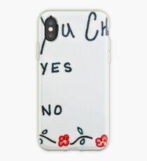 Fragebogen iPhone-Hülle & Cover