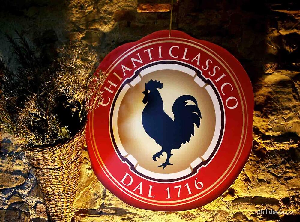 Chianti Classico by phil decocco