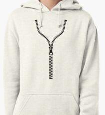 Zipper Pullover Hoodie