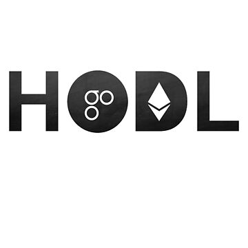 Hodl Omisego/Ethereum  by kurticide