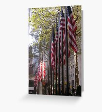 I Pledge Allegiance ... Greeting Card