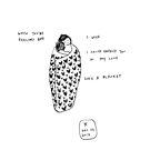 Blanket of love by Yael Kisel