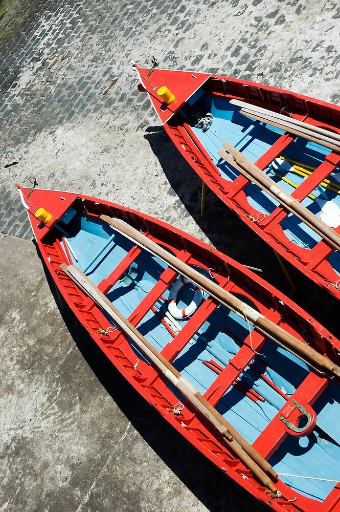 Rowboats by mrfotos
