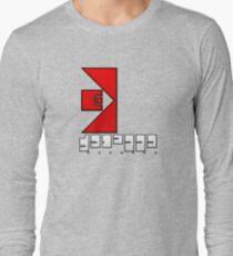 Warframe Grineer Army Logo Long Sleeve T-Shirt
