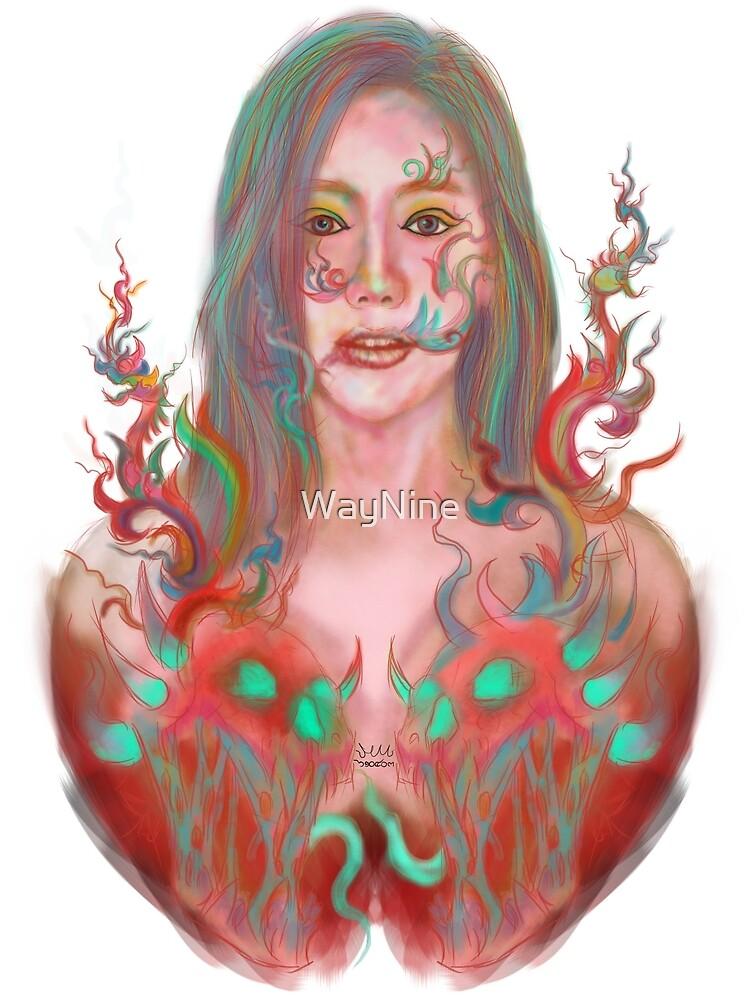 "tattoo ideas ""I Have Many Names"" by WayNine"