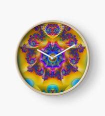 Heavenly Heraldry Clock