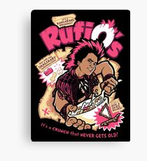 RufiO's Cereal Canvas Print