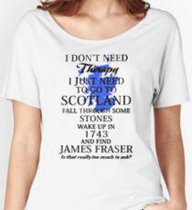 Outlander Merch Women's Relaxed Fit T-Shirt
