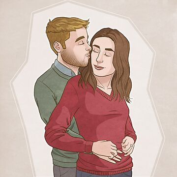Fitzsimmons - Cheek Kiss by eclecticmuse