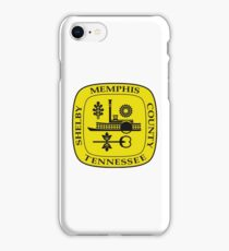 Seal of Memphis iPhone Case/Skin