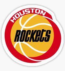 Houston Rockets Sticker Sticker