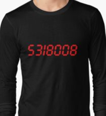5318008 - Red Long Sleeve T-Shirt
