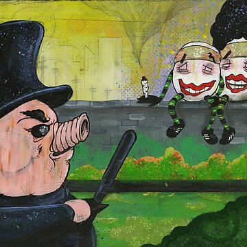 Green Eggs & Ham by PenThief