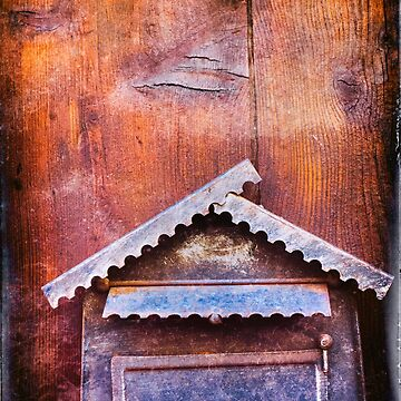 The old metal mailbox  by sil63