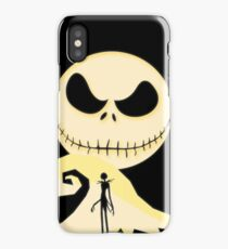 JACK THE HERO iPhone Case/Skin