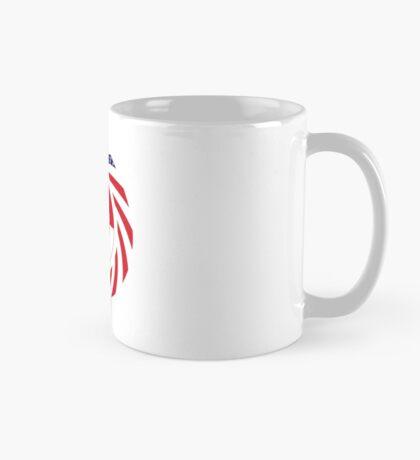 Greenlandic American Multinational Patriot Flag Mug
