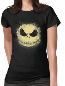 jack in the night Womens Fitted T-Shirt