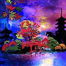 Japanese garden by andy551