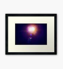 Eclipsed IX Framed Print