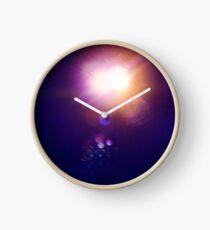 Eclipsed IX Clock