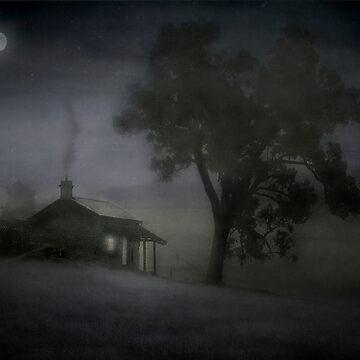 Quiet night by minkas