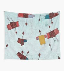 Birds Birds Wall Tapestry