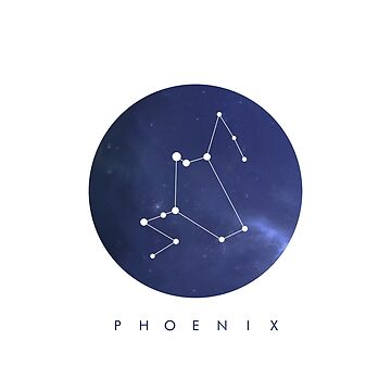 Phoenix Constellation by cl0thespin