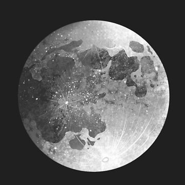 Moon by CometShine