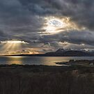 Dramatic Skye by Mike Herdering