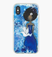 Zeta Angel iPhone Case