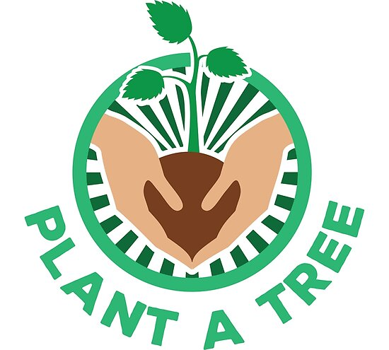 plant a tree for earth day to save environment protection posters