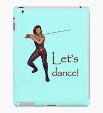 Let's dance! iPad Case/Skin