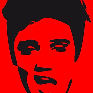 elvis t-shirt by parko