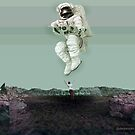 Spaceman_Glitch by dncnmckn