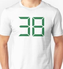 Number 38 T-Shirt