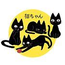 Neko chan by susanmariel