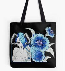 Agiel- Cornflower Tote Bag