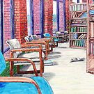 Library by Judith Livingston