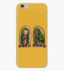 Kewpie and Cat Guadalupanos. iPhone Case