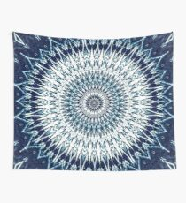 Tela decorativa Bohemian Indigo Blues Mandala